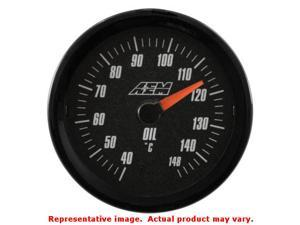 AEM Analog Gauges 30-5140M Range: 40~148C Fits:UNIVERSAL 0 - 0 NON APPLICATION