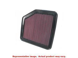 K&N 33-2345 K&N Drop-In High-Flow Air Filter Fits:LEXUS 2007 - 2011 GS350 V6 3.