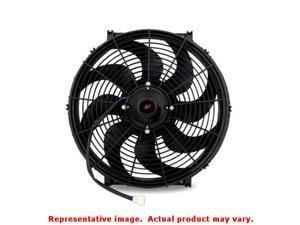 Mishimoto Radiator Fan MMFAN-16HD Black 16in Fits:UNIVERSAL 0 - 0 NON APPLICATI