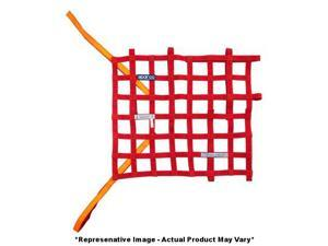 Sparco 002192FAR Window Net Red Fits:UNIVERSAL 0 - 0 NON APPLICATION SPECIFIC