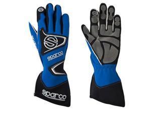 Sparco 0025610AZ Tide K-9H Karting Gloves Blue 10 Fits:UNIVERSAL 0 - 0 NON APPL