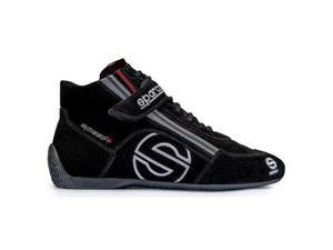 Sparco 00120948NR Speed+ Competition Shoes Black 48 Fits:UNIVERSAL 0 - 0 NON AP