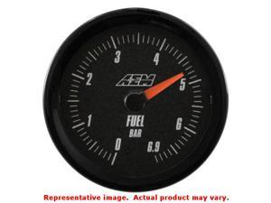 AEM Analog Gauges 30-5133M Range: 0~6.9Bar Fits:UNIVERSAL 0 - 0 NON APPLICATION