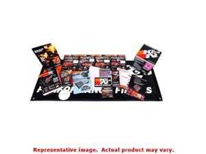 K&N 87-3034-10 Dealer Welcome Kit Fits:UNIVERSAL 0 - 0 NON APPLICATION SPECIFIC