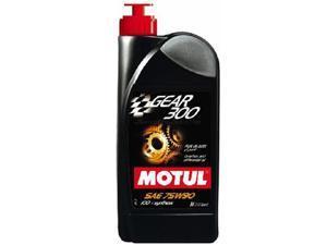 MOTUL Gear Fluid - Gear 300 103994 20L Jerry (5.3 gal) Fits:UNIVERSAL 0 - 0 NON