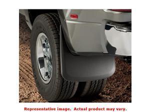 57181 Husky Liners Mud Guards - Custom Molded Black Rear Fits: DODGE 2010 - 201