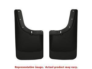Husky Liners 57701 Black Custom Molded Mud Guards   FITS:CHEVROLET 2004 - 2012