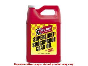 Red Line Motorcycle - ShockProof Gear Oil 58505 Fits:UNIVERSAL 0 - 0 NON APPLIC