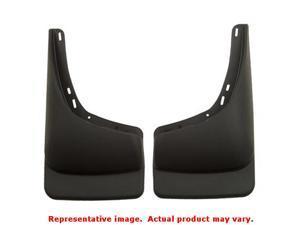 Black Husky Liners # 57241 Custom Molded Mud Guards   FITS:CHEVROLET 2002 - 200