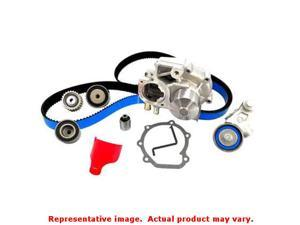 Gates Racing Timing Belt Component Kit with Water Pump TCKWP328BRB Fits:SUBARU