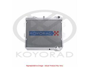 Koyo Radiator - HH Series HH063144 Fits:MAZDA | |1983 - 1985 RX-7  Manual Trans