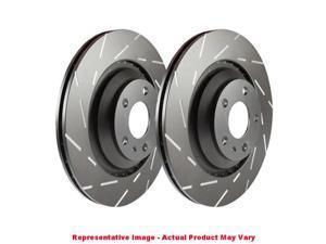 EBC Brake Rotors - USR Slotted Rotors USR7673 Fits:TOYOTA | |2013 - 2013 AVALON