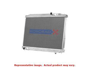 Koyo Radiator - HH Series HH022598 Fits:NISSAN 1968 - 1973 510  Manual Trans