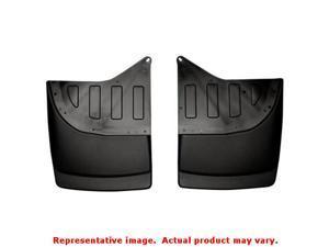 Husky Liners 57351 Black Custom Molded Mud Guards   FITS:CHEVROLET 2001 - 2006