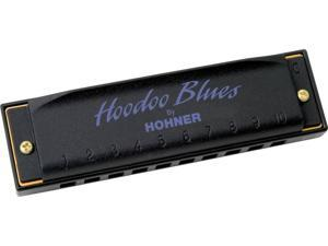 Hohner Hoodoo Blues Pack