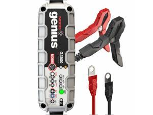 NOCO Genius 2.0 G3500 6V/12V 3.5A UltraSafe Smart Battery Charger