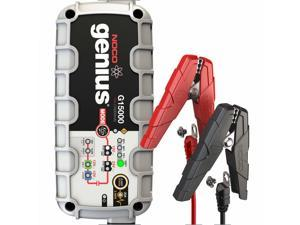 NOCO Genius 2.0 G15000 12V/24V 15A Pro Series UltraSafe Smart Battery Charger