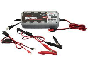 NOCO Genius G7200 12V/24V 7200mA Battery Charger and Maintainer
