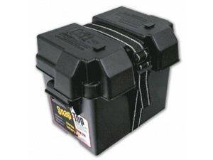 NOCO Snap Top Black Group 24 Battery Box