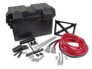 NOCO BTMK1 Black Group 24-31 Battery Trunk Mount Kit