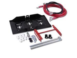 NOCO BRK1 2-AWG Single Mount Battery Relocation Kit