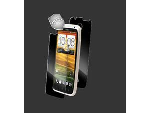 IPG HTC One XL / X+ Invisible Skin Shield FULL BODY Cover Phone Protector