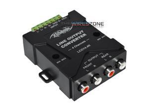Xscorpion LCO14.4R 4-Channel Hi-Low Line Output Converter w/ Auto Amp Turn-On