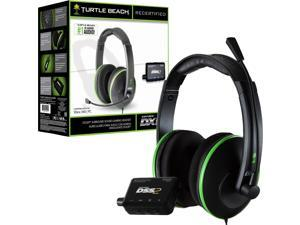 Turtle Beach Ear Force DXL1 Surround Sound Headset for Xbox 360 - Black/Green