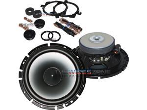"Alpine SPS-610C 6.5"" 2-Way 240 Watt Car Audio Component Speaker (pair) 240W"