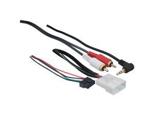 Metra 70-8114 Steering Wheel Control Wire Harness for Select Toyota/Lexus/Scion