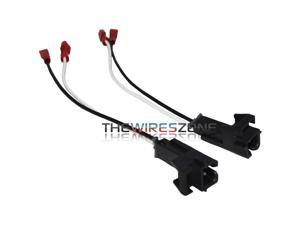 Speaker Connector Adapter for Select 1984-2013 GM Vehicles (pair)