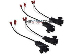 Speaker Connector Adapter for Select 1984-2013 General Motors Vehicles (2 pairs)