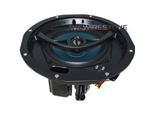 """The Wires Zone K200 2-Way 6-1/2"""" In-Ceiling Speaker w/ Magnetic Grille (pair)"""