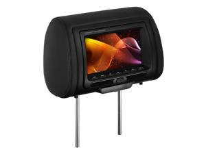 Planet Audio PH7ACD DVD/CD/USB/SD/MP4/MP3 Player Mobile/Video Headrest Monitor