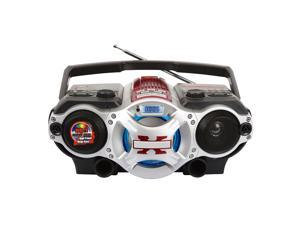 Supersonic SC-1495BT Portable Radio Bluetooth Audio Speaker w/ USB/SD/AUX Input