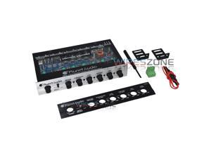 Planet Audio PEQ15 5-Band Parametric Equalizer with Subwoofer Output