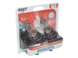 Philips 9007 HB5 X-treme Vision 65/55W 12V Halogen Two Bulb Headlight 3400k