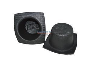 "The Install Bay VXT60 6.5 Foam Car Audio Black Speaker Baffle (pair) 6-1/2"""
