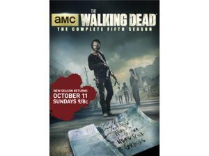 Walking Dead: The Complete Fifth Season DVD