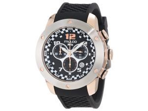 Mulco Prix MW2-6313-025 Swiss Chronograph Unisex Sports Watch