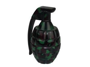 3 Part Grenade Grinder Tobacco Handmade Three Layers  Manual Grinding Tools for Cigarette, Sifter