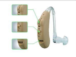 Hearing Amplifier Hearing Aids V-188 Hearing Aid Sound Amplifier BTE Hearing Aid Ear Aid