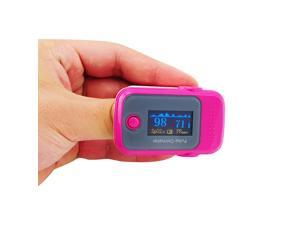 Color OLED Fingertip Pulse Oximeter with Audio Alarm & Pulse Sound - Spo2 Monitor Fingerpulsoximeter Pulsoximeter Pulsioxímetro Saturimetro Ossimetro