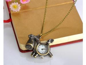 Love this E-mail your friends. CompactShare/FacebookTwitterMyspaceLinkedInEmail    Twitter Fashion Retro Pocket Watches Necklace Jewelry Watches Horses Hang