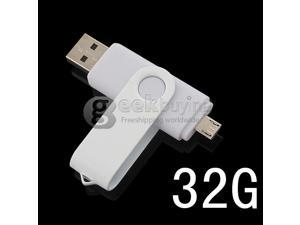 Geek Buying OTG External Storage Micro USB 2.0 Drive Memory Stick For Smart Phone/Tablet Pc