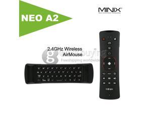 Geek Buying MINIX NEO A2 2.4G Wireless Keyboard Mouse with Speaker and Microphone (In American warehouse and estimated delivery dates are about 5 days)