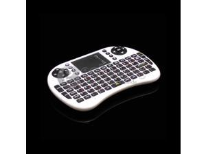 Geek Buying Russian Handheld Multi-Media Keyboard 500RF Air Mouse Remote Control Touchpad for TV BOX PC