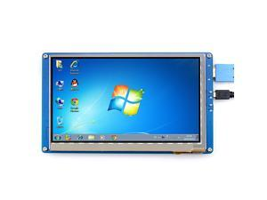 7 Inch Capacitive Touch Screen LCD HDMI 800×480 For Raspberry Pi/BB BLACK/PC/Various Systems