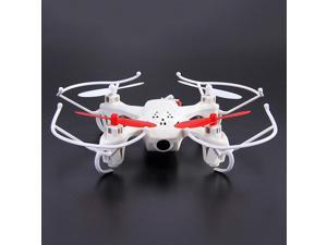 JY001 4CH RC Quadcopter - 2.4G 6 Axis Gryo Sky Fighter 2.0MP, 2G Memory, Headless Mode, One Key To Return - White