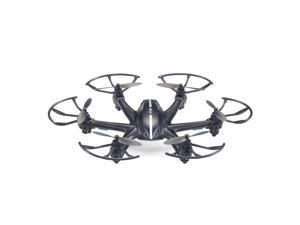 MJX X800 RC Helicopter 6 Axis Gyro 2.4G 3D Roll Stumbling UFO RTF Remote Control Hexacopter - Black